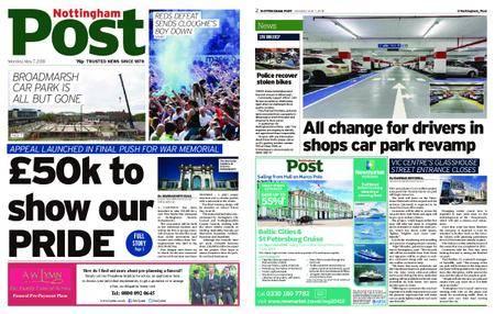 Nottingham Post – May 07, 2018