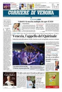 Corriere di Verona – 02 gennaio 2020
