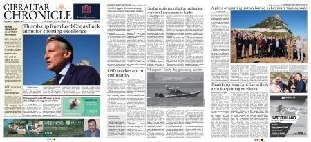 Gibraltar Chronicle – 23 January 2018