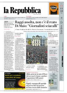 la Repubblica - 11 Novembre 2018