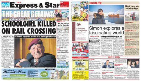 Express and Star City Edition – September 28, 2017