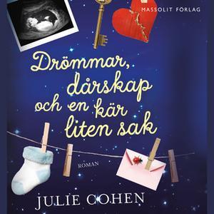 «Drömmar, dårskap och en kär liten sak» by Julie Cohen