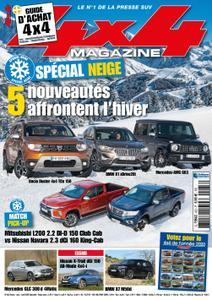 4x4 Magazine France - février 2020