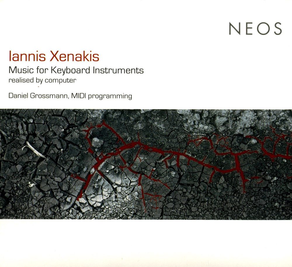 Iannis Xenakis - Music for Keyboard instruments (2008) UPDATED