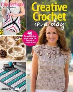 Crochet World - Spring 2016