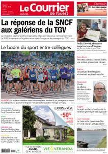 Le Courrier de l'Ouest Angers - 29 mai 2018
