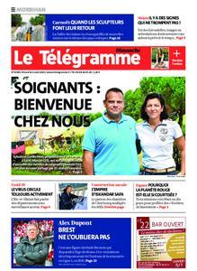 Le Télégramme Auray – 02 août 2020