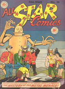 All Star Comics 026