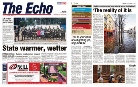 Evening Echo – August 13, 2021