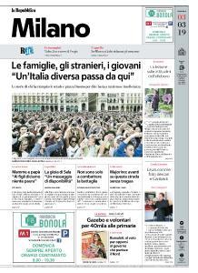 la Repubblica Milano - 3 Marzo 2019