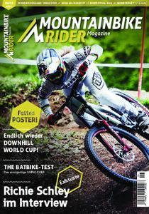 Mountainbike Rider – Juni 2019