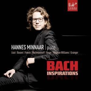 Bach Inspirations - Hannes Minnaar (2014)