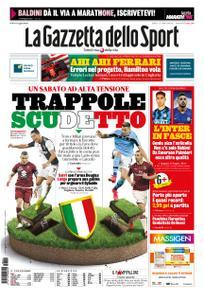 La Gazzetta dello Sport Roma – 04 luglio 2020