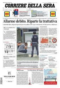 Corriere della Sera - 30 Maggio 2018