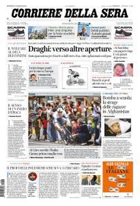 Corriere della Sera - 9 Maggio 2021