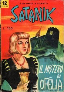 Satanik - 012