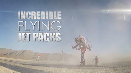 Incredible Flying Jet Packs (2015)