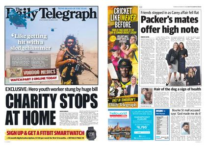 The Daily Telegraph (Sydney) – October 23, 2018