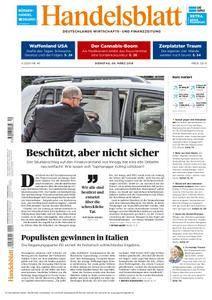 Handelsblatt - 06. März 2018