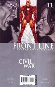 Civil War - Frontline 11