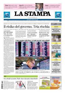 La Stampa Torino Provincia e Canavese - 29 Dicembre 2018