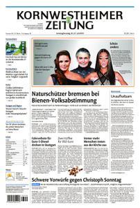 Kornwestheimer Zeitung - 20. Juli 2019