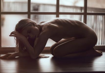 Mellanie Kristensen by Thomas Agatz