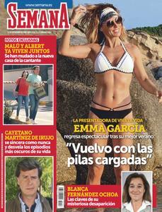 Semana España - 11 septiembre 2019