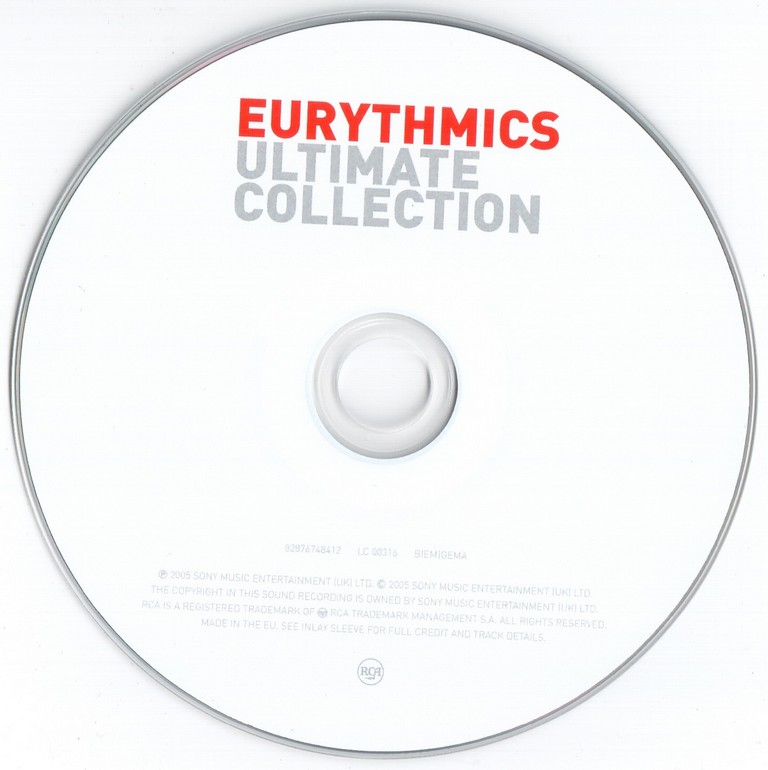 Eurythmics Ultimate Collection: Ultimate Collection (2005) / AvaxHome