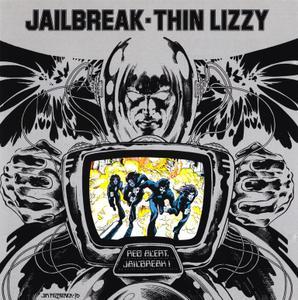 Thin Lizzy - Jailbreak (1976) {1990, Reissue}