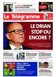 Le Télégramme Auray – 08 juin 2020
