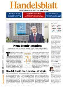 Handelsblatt - 26. März 2018