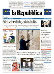 la Repubblica - 23 Maggio 2017