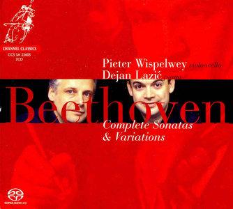 Beethoven · Complete Sonatas & Variations