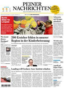 Peiner Nachrichten - 19. April 2018