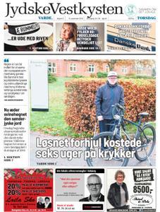 JydskeVestkysten Varde – 15. november 2018