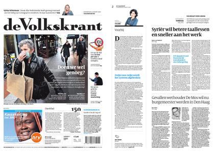 De Volkskrant – 12 maart 2020