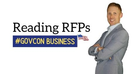 Government Contracts: Reading RFPs - Fed Biz Opps (Staffing)