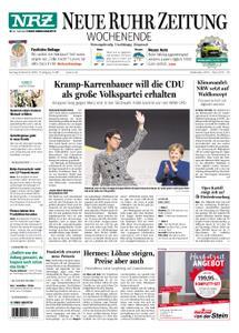 NRZ Neue Ruhr Zeitung Essen-Postausgabe - 08. Dezember 2018