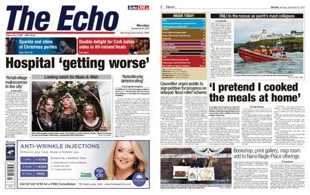 Evening Echo – November 25, 2019