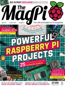 The MagPi - October 2019