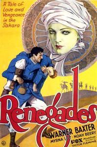 Renegades (1930)