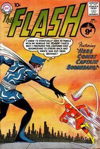 The Flash v1 117 1960