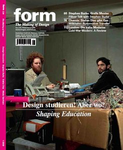 form the making of design issue 224 Germany