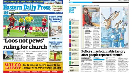 Eastern Daily Press – June 10, 2020