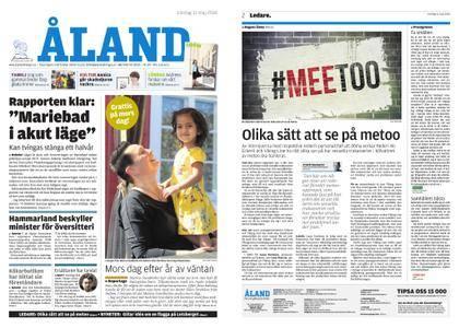 Ålandstidningen – 12 maj 2018