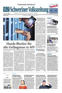 Schweriner Volkszeitung Hagenower Kreisblatt - 29. März 2019