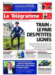 Le Télégramme Auray – 11 octobre 2020