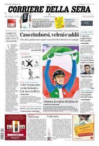 Corriere della Sera - 14 Febbraio 2018