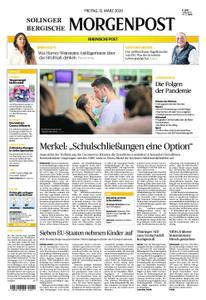 Solinger Morgenpost – 13. März 2020